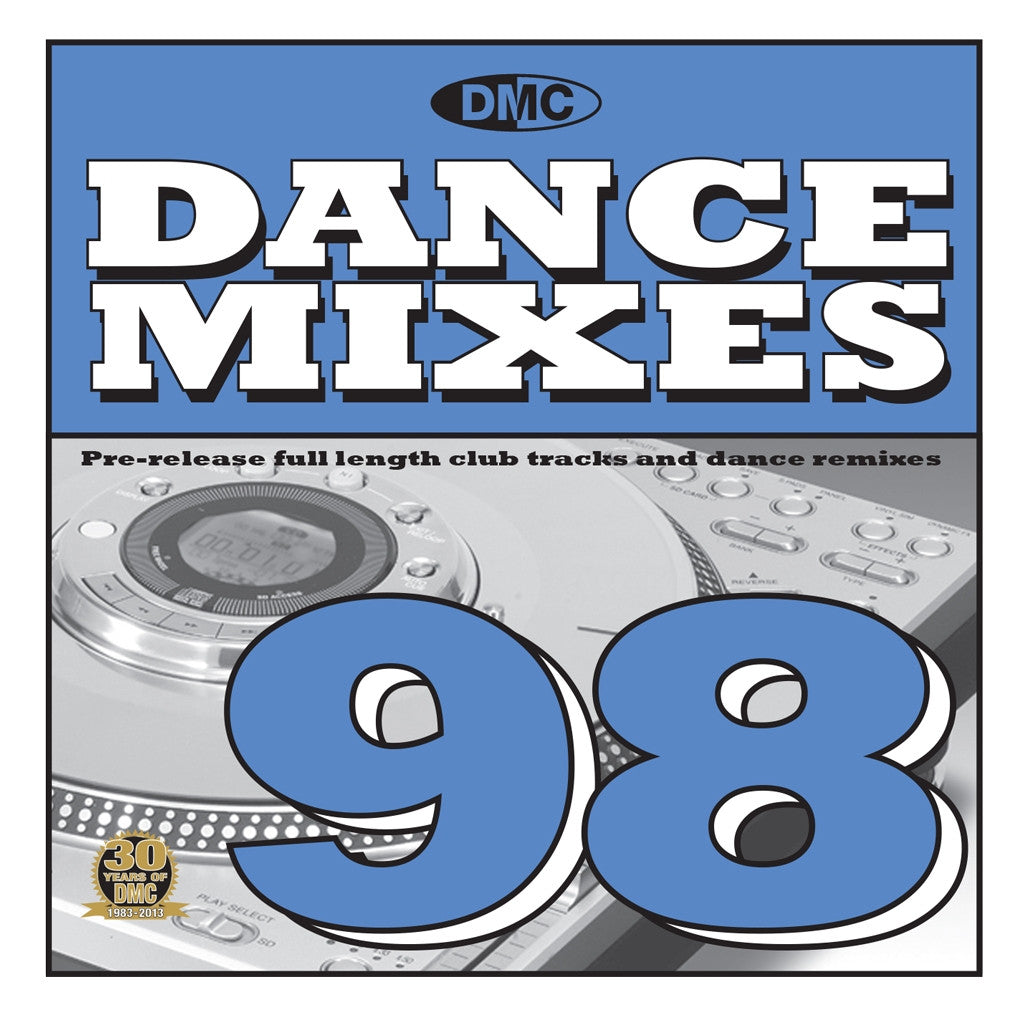 DMC Dance Mixes 98