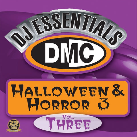 DMC DJ Essentials Halloween & Horror 3