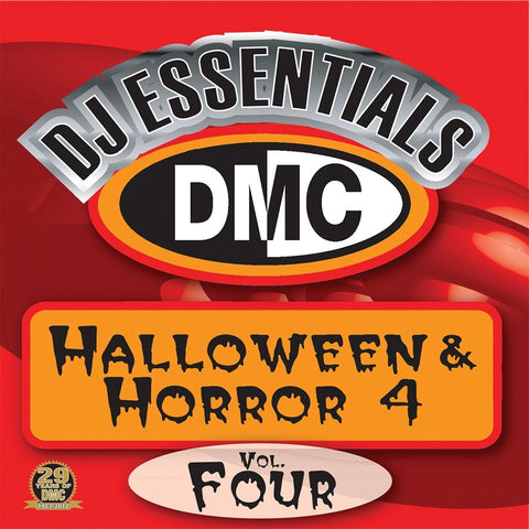 DMC DJ Essentials Halloween & Horror 4
