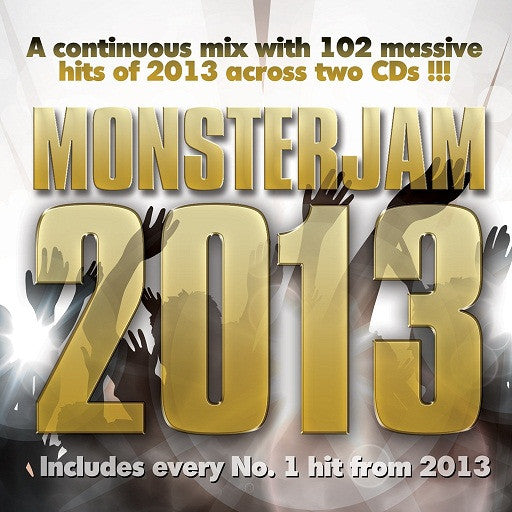 DMC Monsterjam 2013 Double CD
