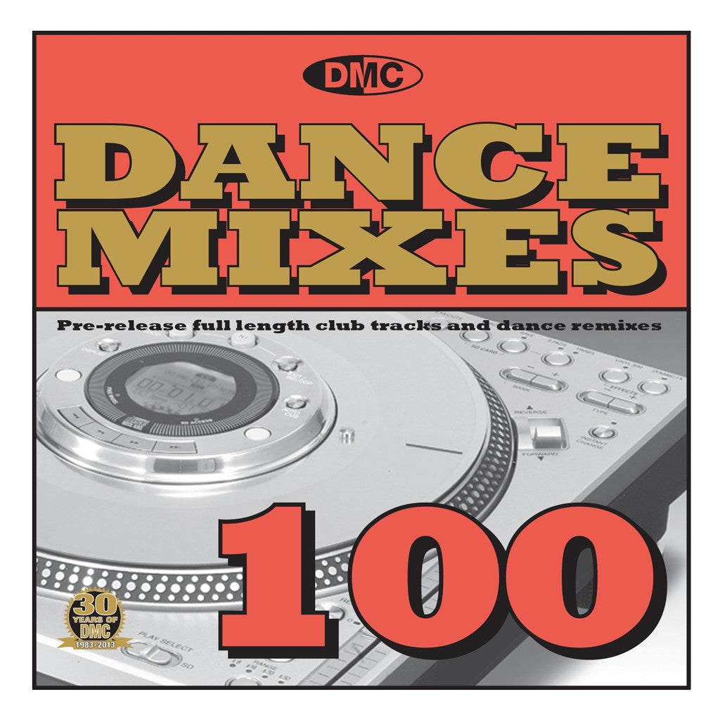 DMC Dance Mixes 100