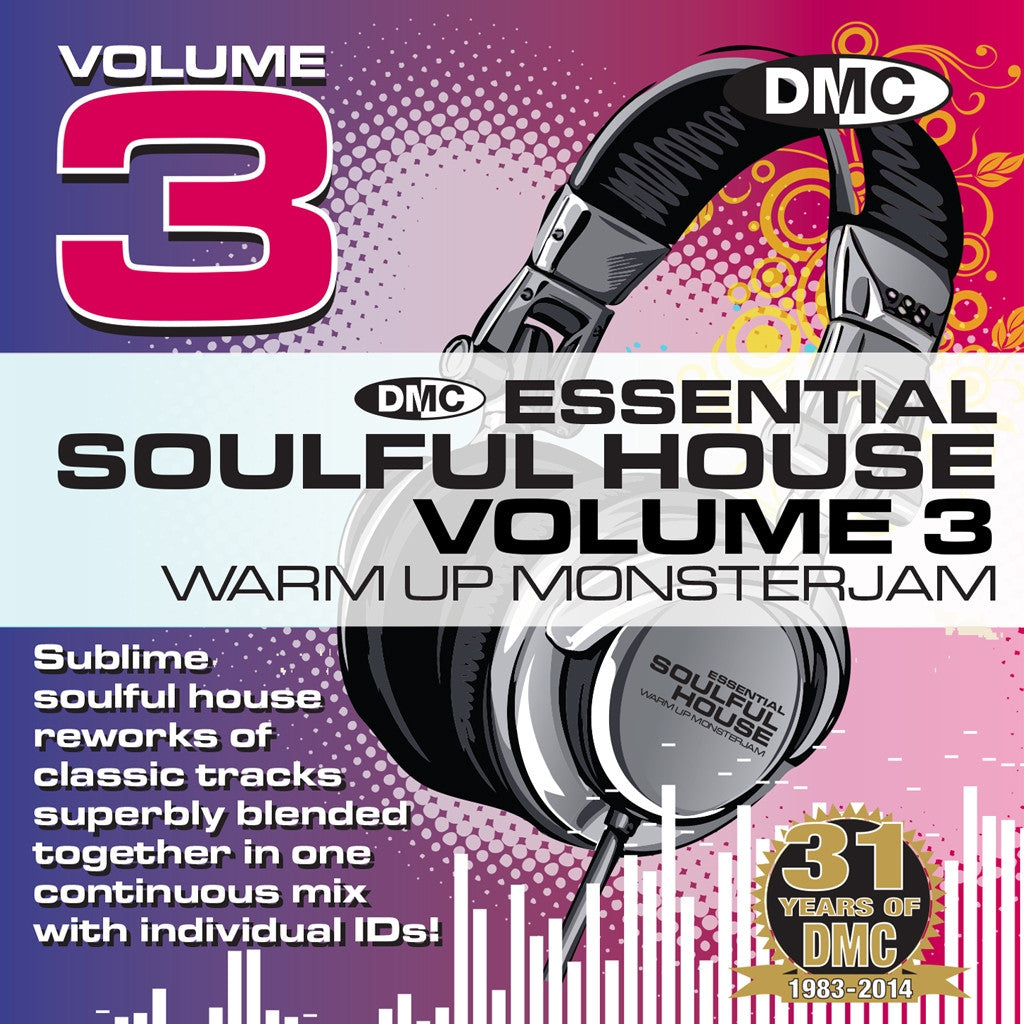 DMC Soulful House Warm Up Monsterjam Volume 3