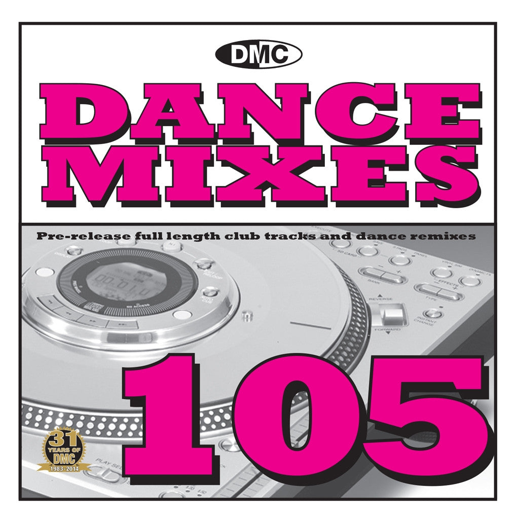 DMC Dance Mixes 105