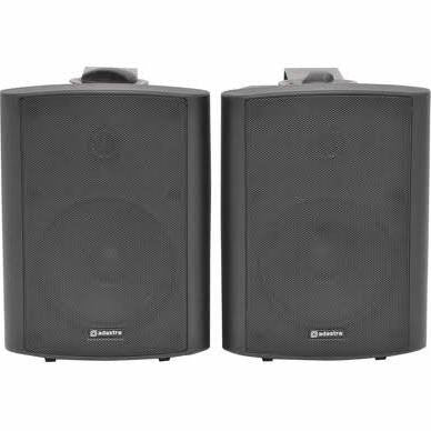 Amplified Stereo Speaker Set