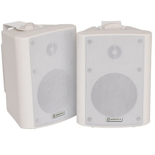 QTX BC6-W 6.5 Inch Stereo Speakers