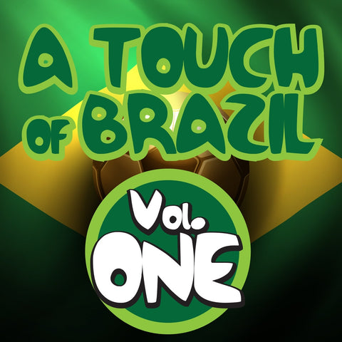 DMC A Touch of Brazil Vol. 1