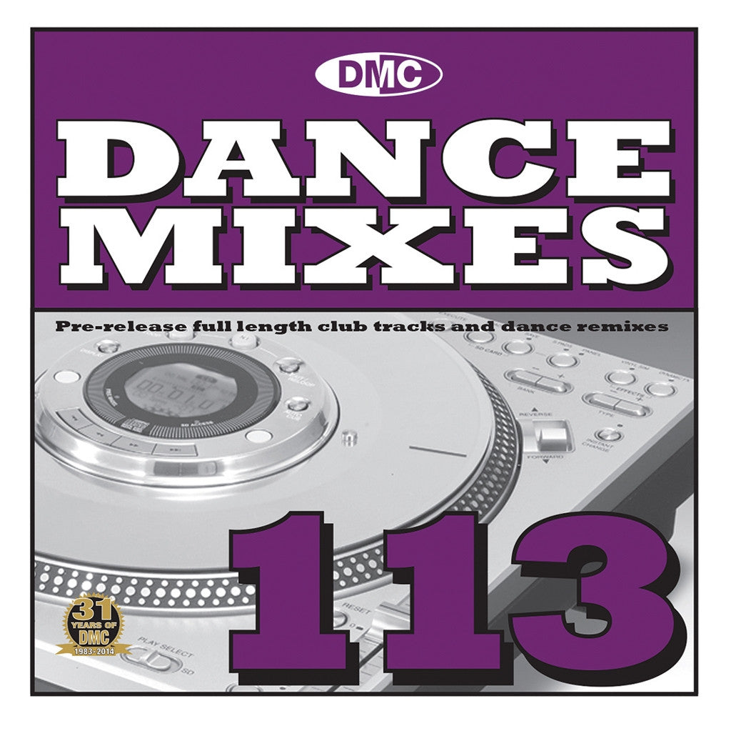 DMC Dance Mixes 113
