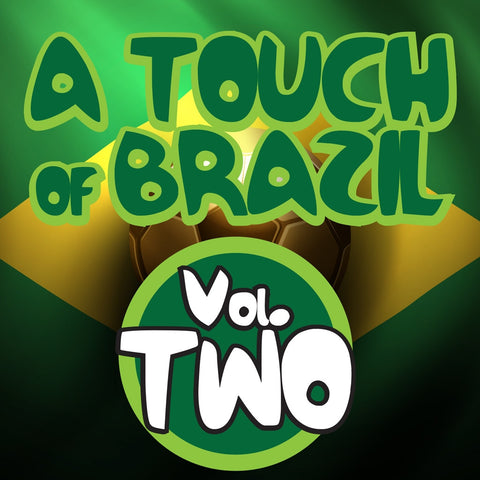 DMC A Touch of Brazil Vol. 2
