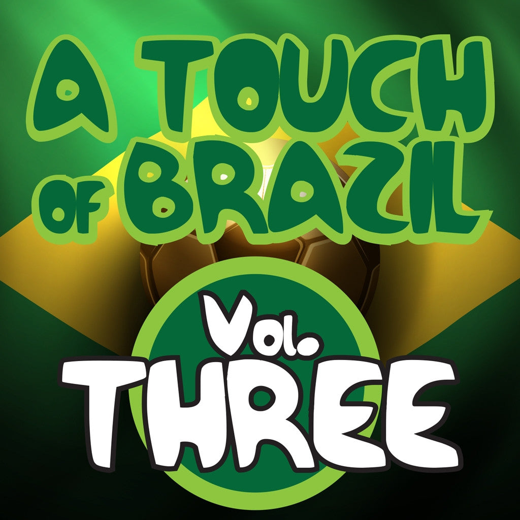 DMC A Touch of Brazil Vol. 3