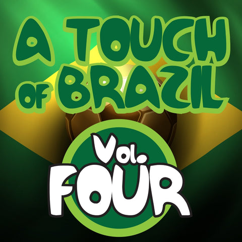 DMC A Touch of Brazil Vol. 4
