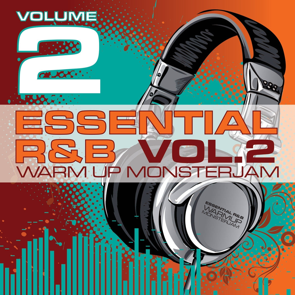 DMC Essential R&B Warm Up Monsterjam Vol 2