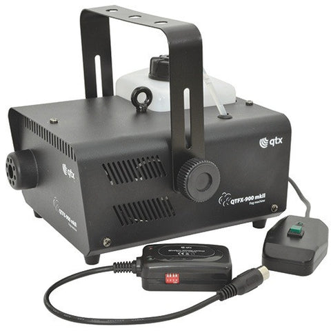 QTX QTFX-900 MKII Fog Machine