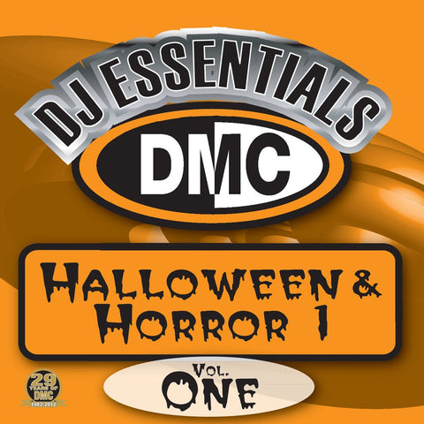 DMC DJ Essentials Halloween & Horror 1