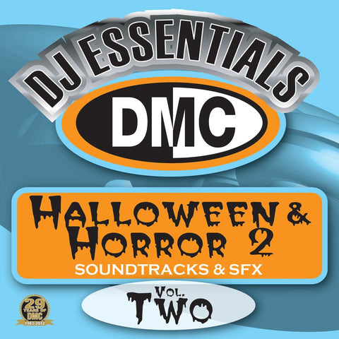 DMC DJ Halloween & Horror 2 - Soundtracks & FX