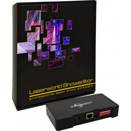 Laserworld Showeditor Set - Laser Show Software