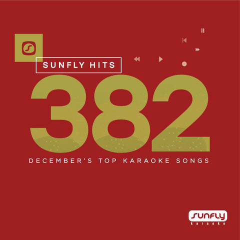 Sunfly Chart Hits CDG 382 December 2017- SF382