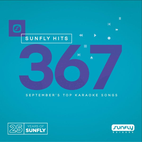 Sunfly Chart Hits CDG 367 September 2016 SF367