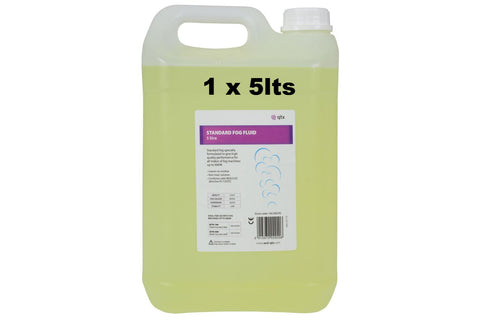 Standard Fog Fluid Yellow 5lts