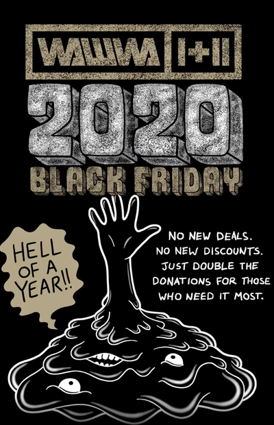 Black Friday Sucks 2020