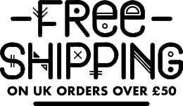 Free Shipping On All Orders Over £50