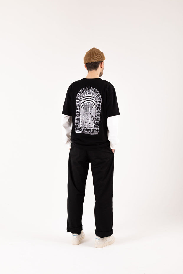 Soul Desert T-Shirt Black