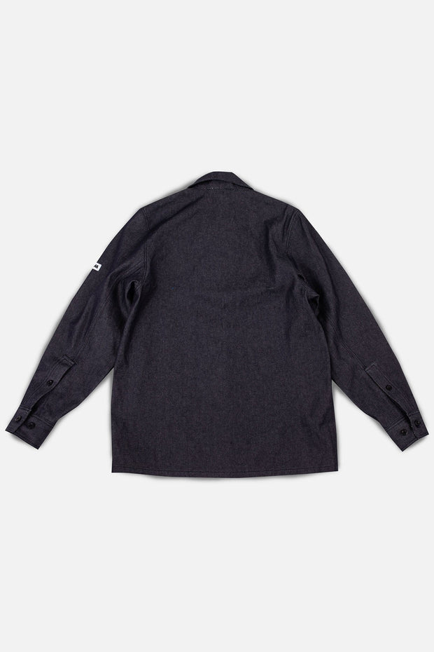 Drake Overshirt Recycled Denim