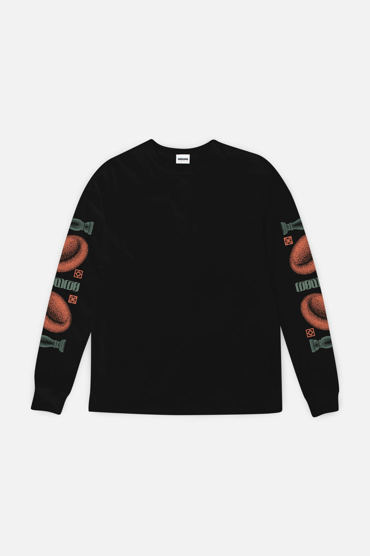 Coranzuli Long Sleeve - Black
