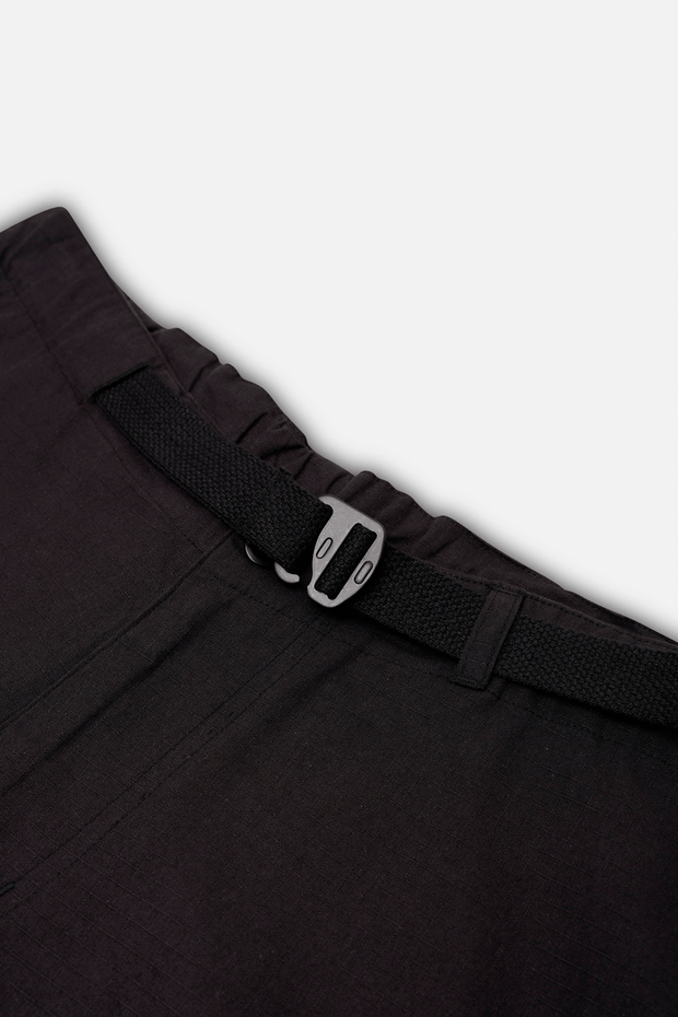 Ripstop Trouser Black