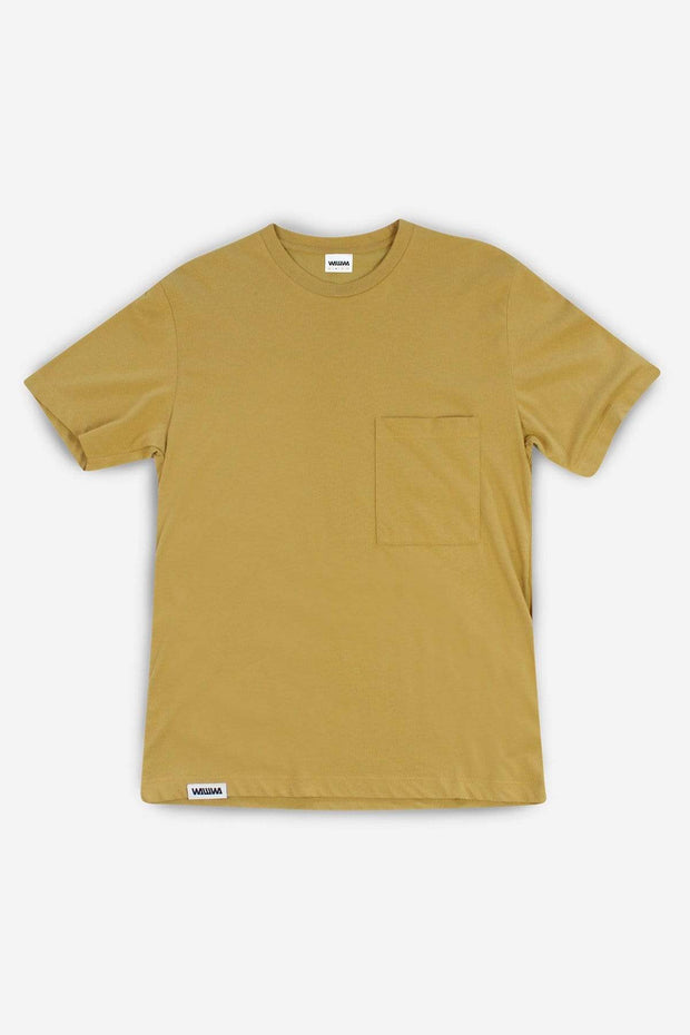 Recycled Sand Pocket T-Shirt