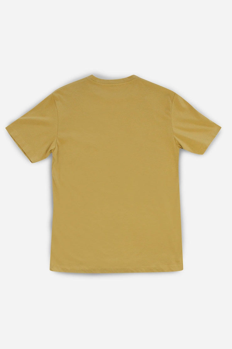 Recycled Pocket T-Shirt -  Sand