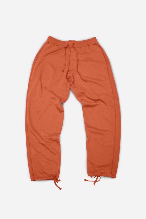 Sweat Pant Rust