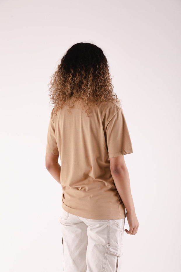 Recycled Pocket T-Shirt Desert Sand