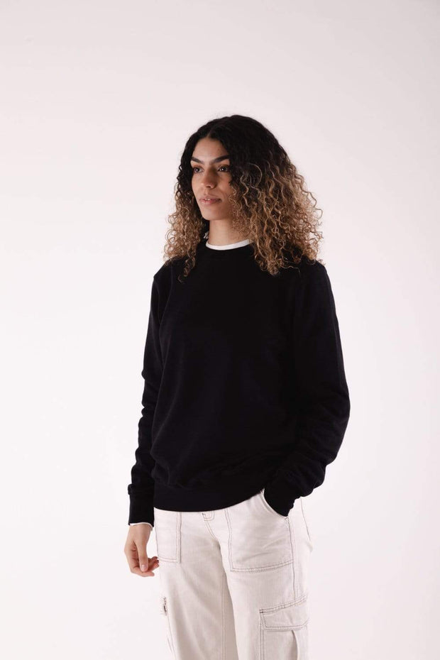 Cassius Sweatshirt Black
