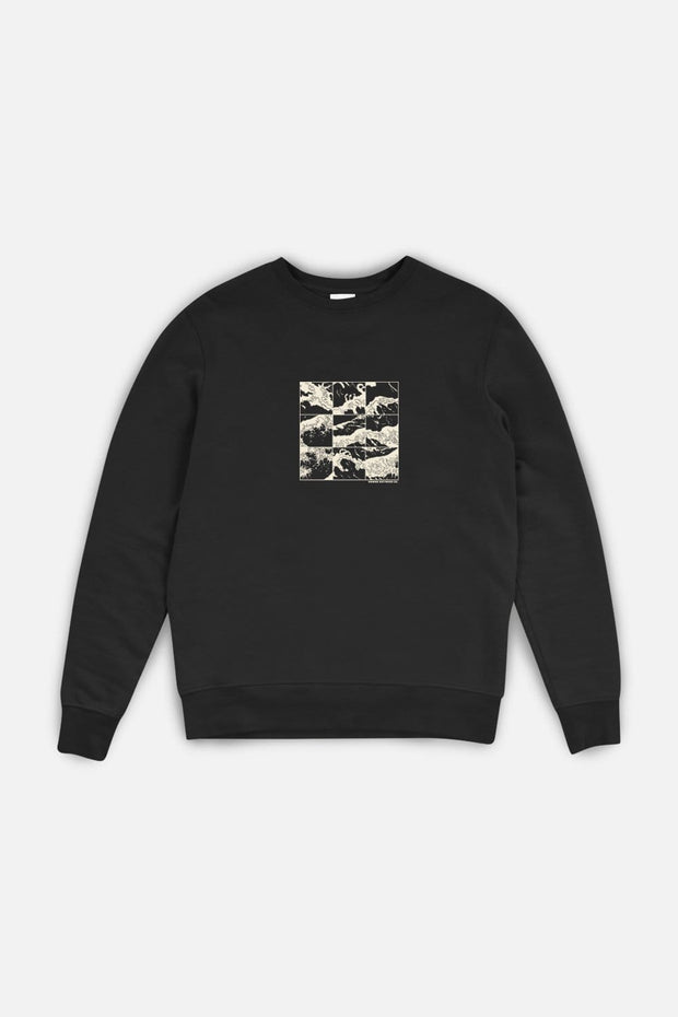 Shift Sweatshirt Black