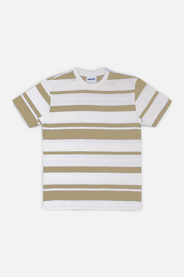 Sand Stripe T-Shirt
