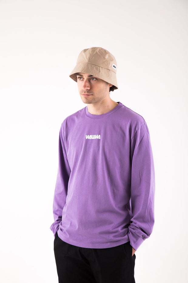 Lilac Grade Long Sleeve T-Shirt