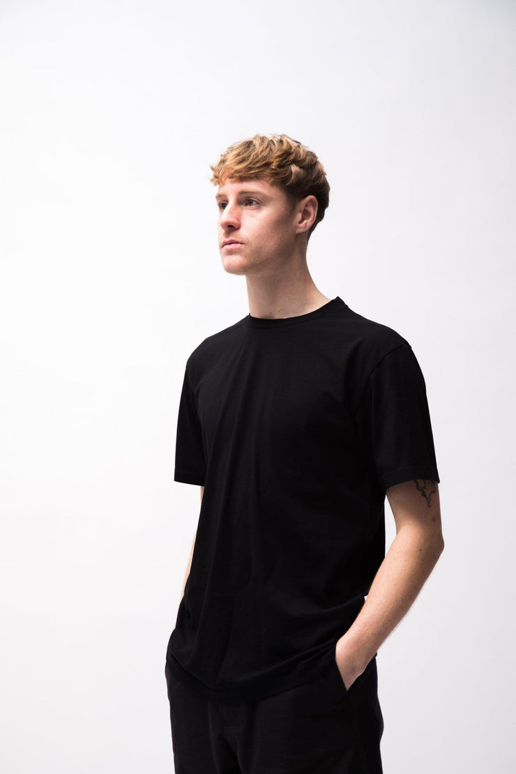 Heavyweight Organic T-Shirt Black