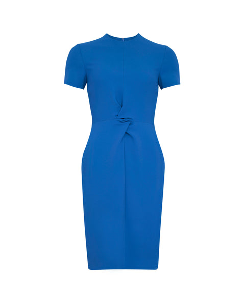 CORA DRESS - BLUE BUZZ