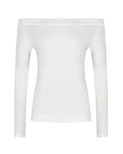 Gisele Top - White