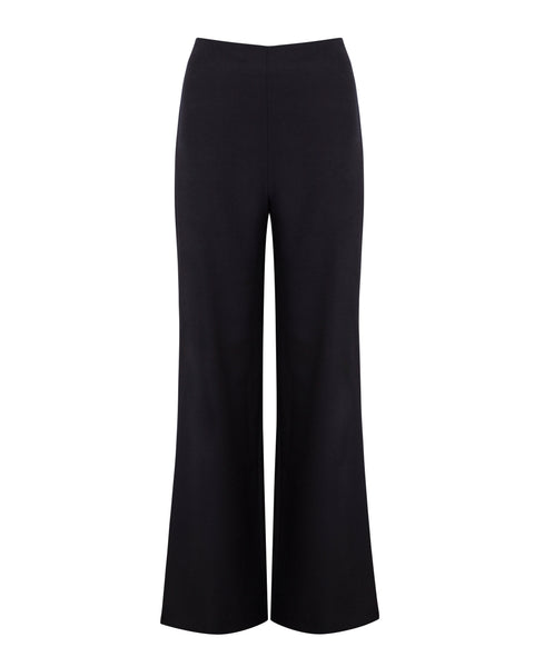 Wide Leg Trouser Navy