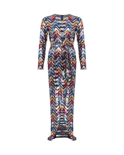 Eva Gown - Multi