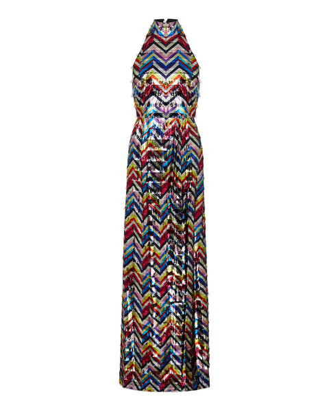 Debbie Gown - Multi