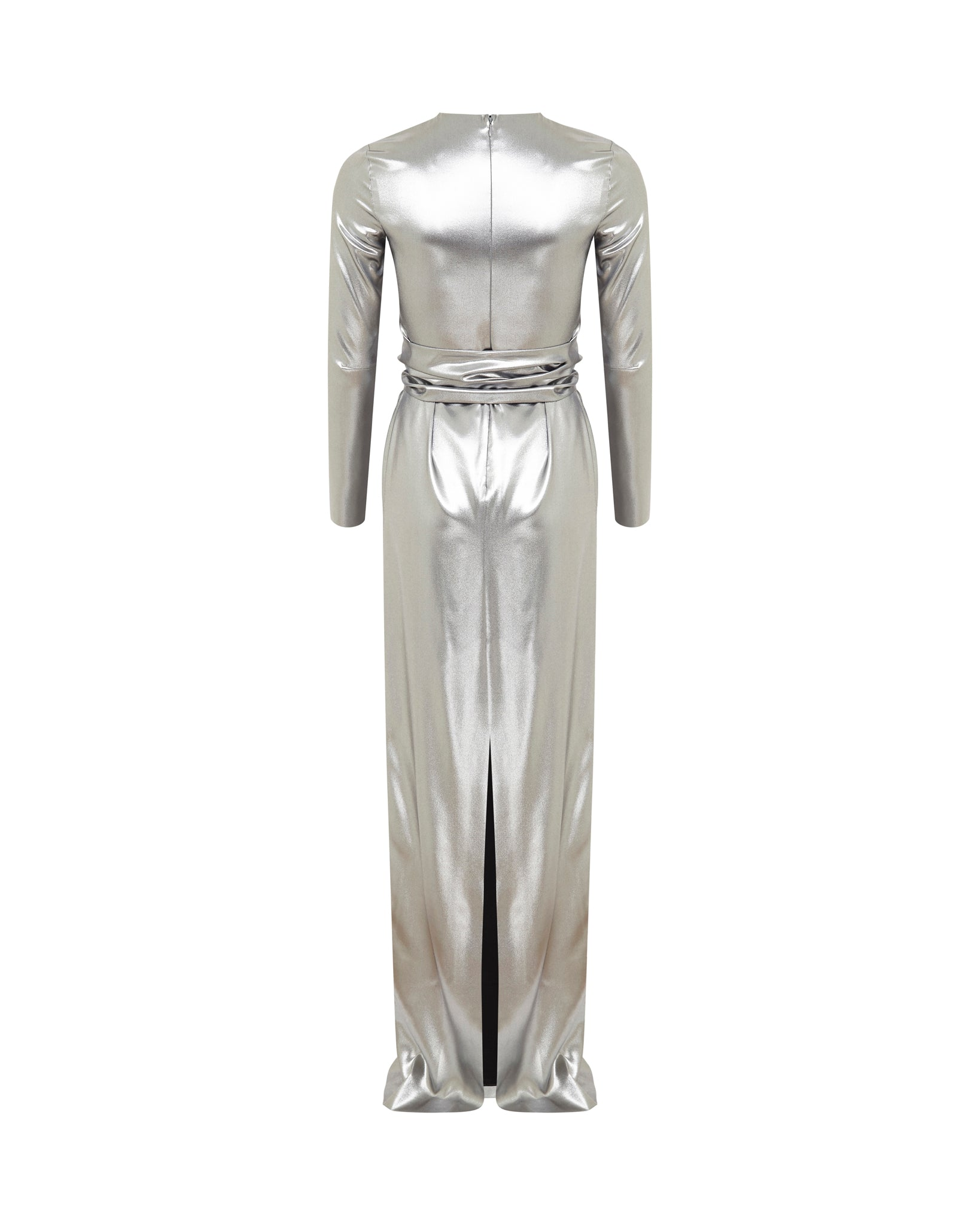 Hippolyta Gown - Silver