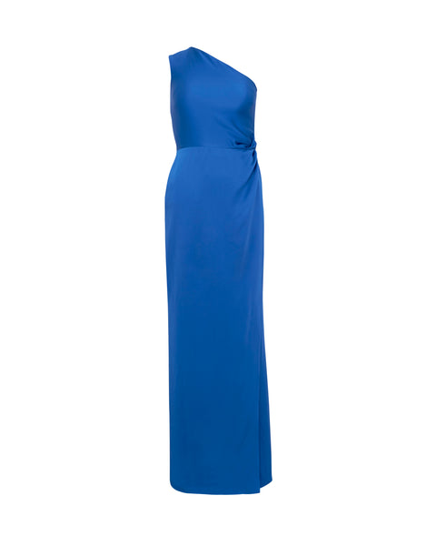 ELECTRA GOWN - BLUE BUZZ