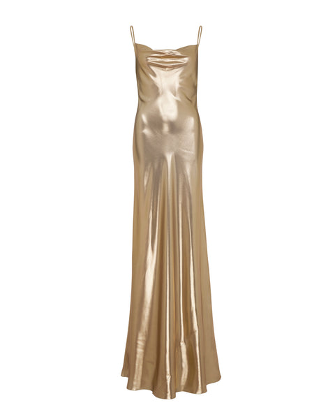 APHRODITE GOWN - GOLD