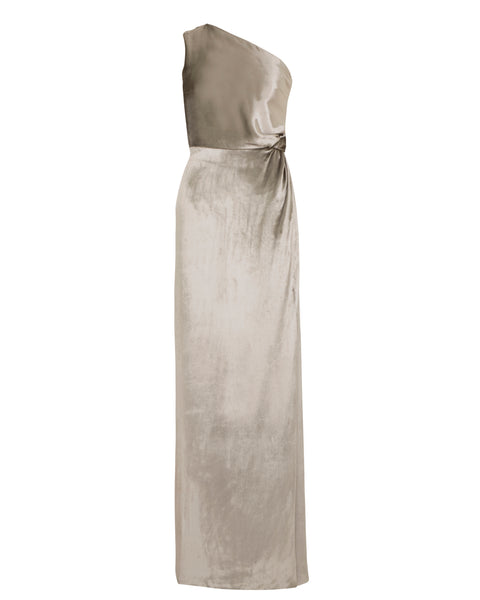 ELECTRA GOWN - MINK