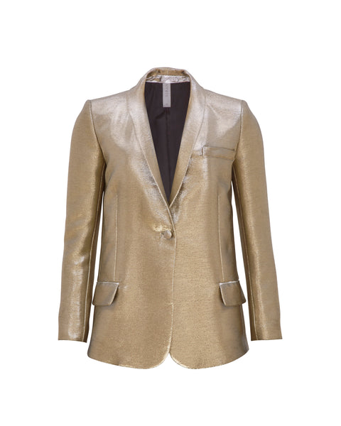 Boy Blazer - GOLD / SILVER