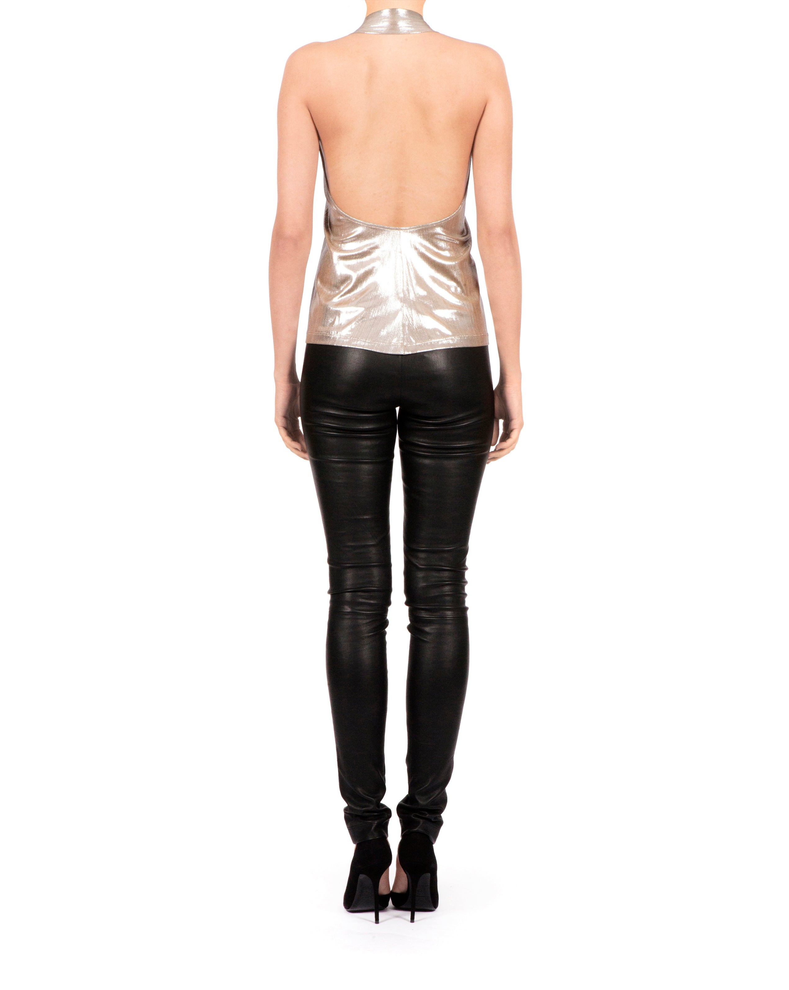 Sisso Top - Silver