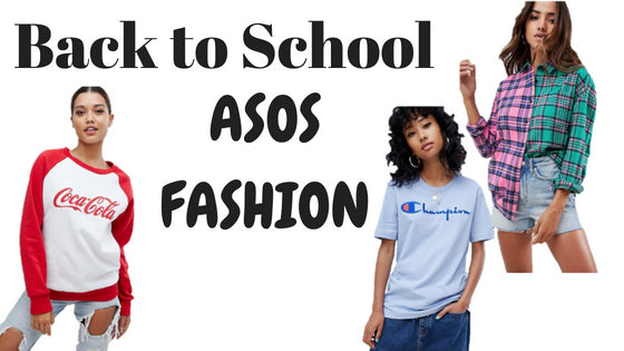 Back to School Fashion Trends!