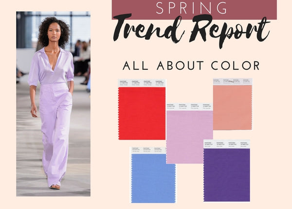 Trend Report: COLOR